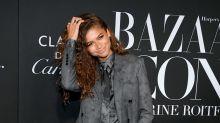 Harper's Bazaar ICONS 2019: Zendaya steals the show in suit and tie menswear look