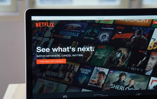 Thursday Markets Drift Down, Netflix Q2 Mixed