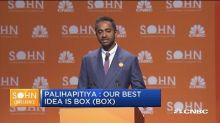 Chamath Palihapitiya unveils his best idea