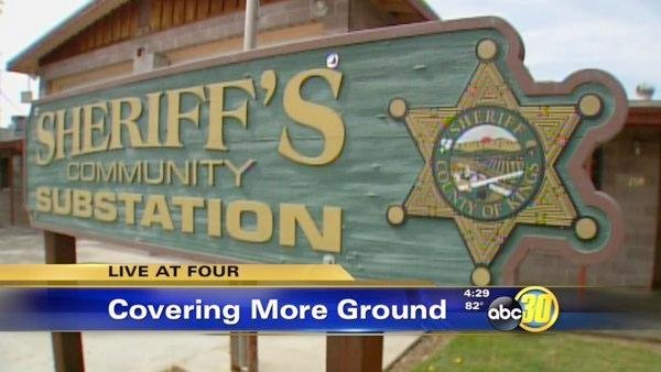 Kings Co. Sheriff's and their new substations