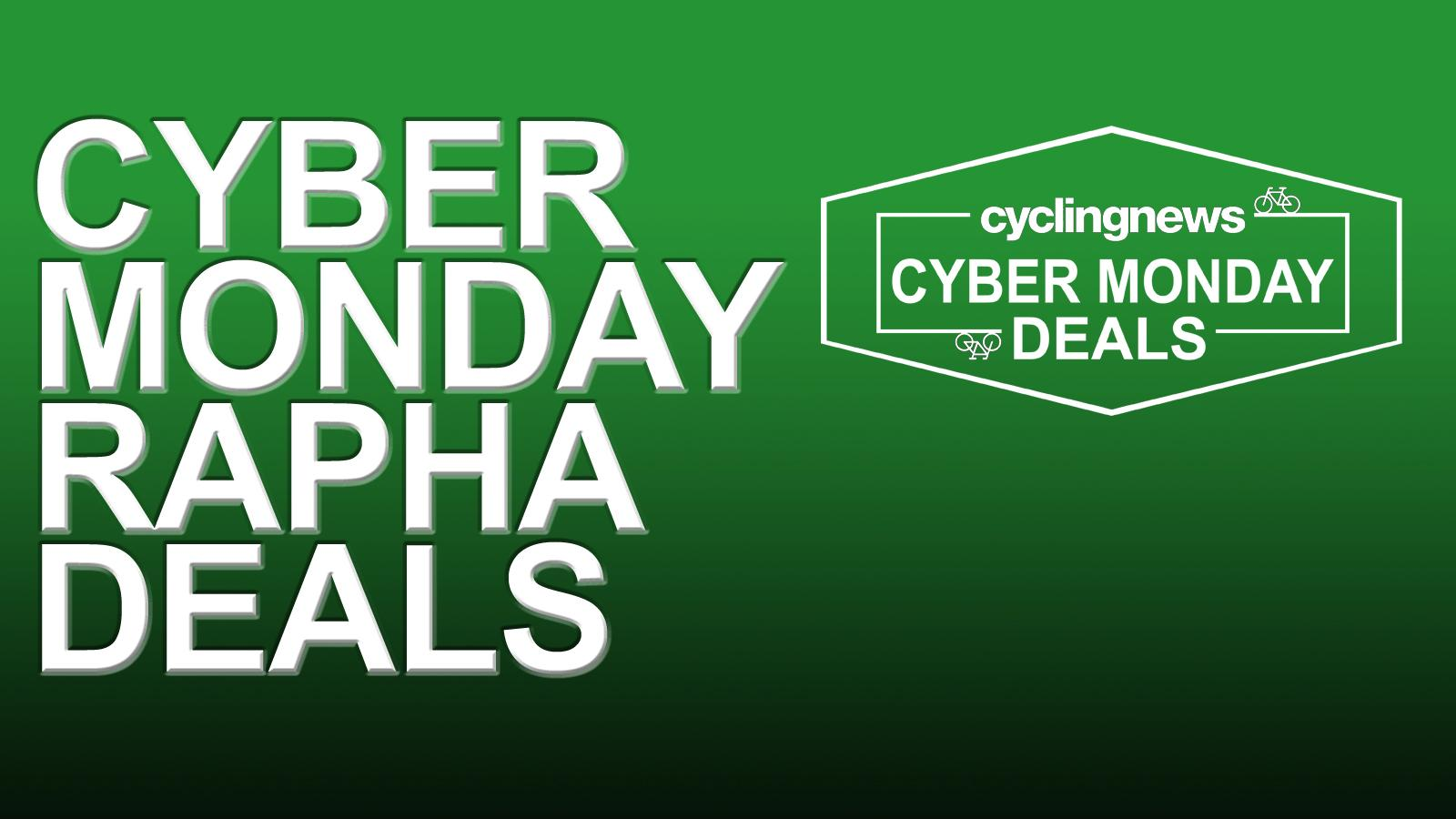 Rapha Cyber Monday: today's best deals on Rapha clothing this Cyber Monday