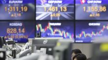 Global stocks recover their poise after Fed jolt