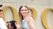Gigi Hadid: Una androide muy chic