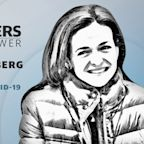 Facebook COO Sheryl Sandberg joins Influencers with Andy Serwer