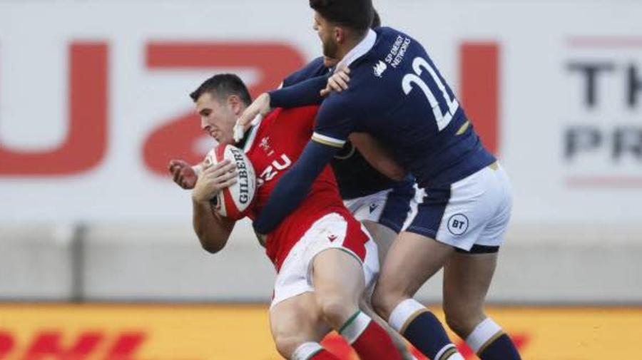 Rugby - Tournoi - Tournoi des Six Nations : l'Ecosse l'emporte au pays de Galles sans bonus offensif