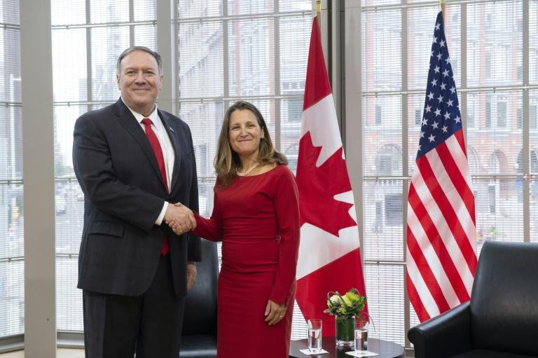 Canada's top diplomat is heading to Cuba to press Venezuela's top ally, Havana, to stop propping up President Nicolas Maduro's regime