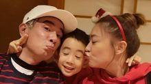 Jordan Chan shares first photo of baby HoHo