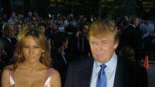 Melania Trump: Meisterin im Fake-Händchenhalten mit Donald