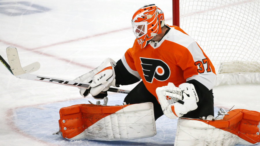 Flyers get healthy in victory over Sabres