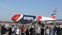 Patriots' plane ferries a million masks to U.S. from China