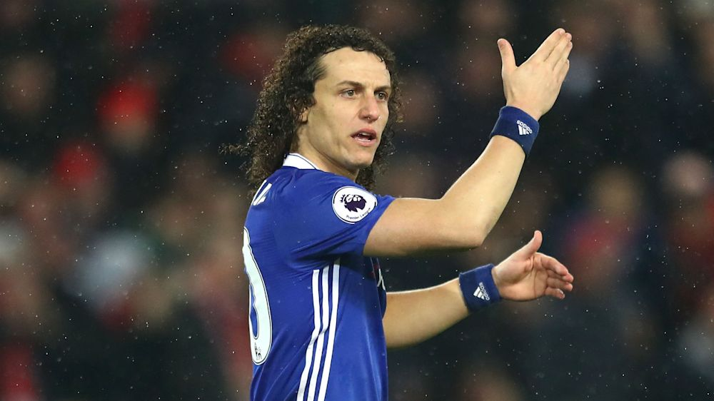 Chelsea still have long way to go, says David Luiz