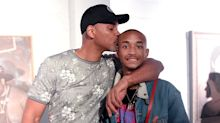 Will Smith Launches the #PiggyBackChallenge by Carrying Son Jaden, 20, on His Shoulders