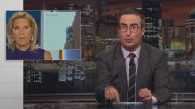 John Oliver calls Laura Ingraham racist following her anti-immigrant rant