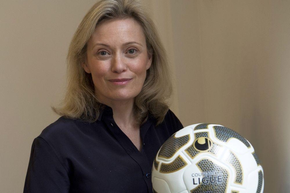 """Ligue 1: """"Une ou deux affiches par saison à 13h"""", précise Nathalie Boy de la Tour"""