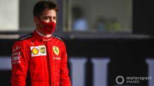 Ferrari's Leclerc latest F1 driver to contract COVID-19