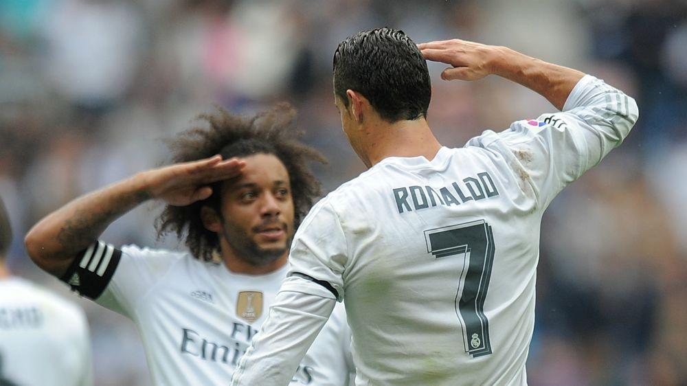 "Marcelo habla de ""envidia"" a Cristiano Ronaldo"