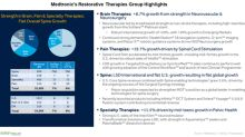 How Does Medtronic's Restorative Therapies & Diabetes Group Look?