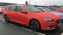 Vauxhall Insignia Sports Tourer on long-term test: sleek family estate has loads of promise