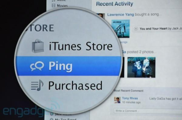 Apple's Ping gains a million users in first two days