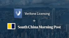Veritone Licensing Expands Global News Library with Exclusive Agreement with the South China Morning Post