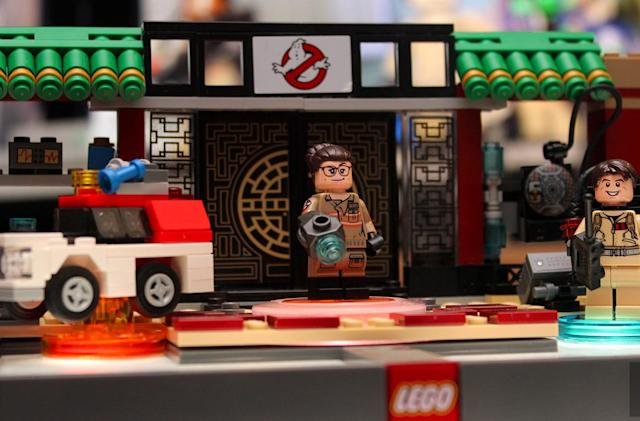 'LEGO Dimensions' makes me like things I hate