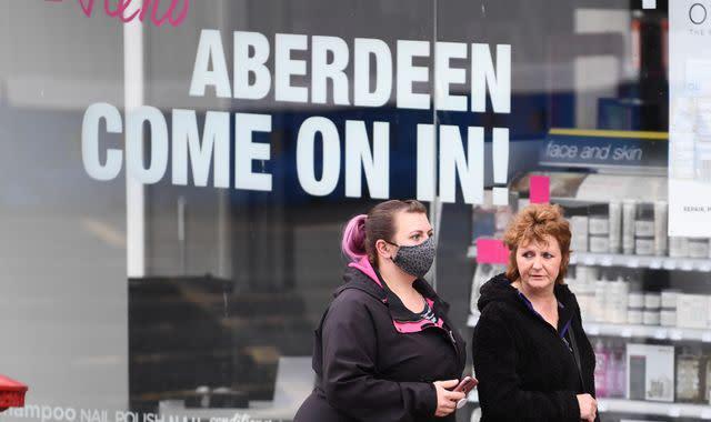Coronavirus: Scotland sees highest daily rise in COVID-19 ...