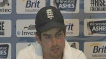 Cook not thinking about Ashes whitewash