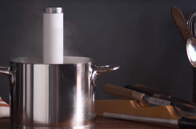 Valve's Gabe Newell is backing a smart sous vide cooking tool