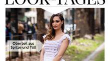 Look des Tages: Bloggerin Beatrice Valli engelsgleich in Weiß