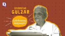 On His B'day, Gulzar Speaks About the Partition and Languages