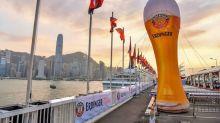 【香港好去處】2018尖沙咀Marco Polo德國啤酒節 限定小麥啤酒推介!