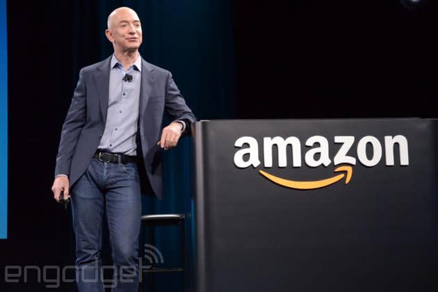 Amazon Web Services is a $5 billion business