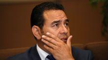 Una mujer acusa de violación al presidente de Guatemala, según uno de los grandes diarios del país