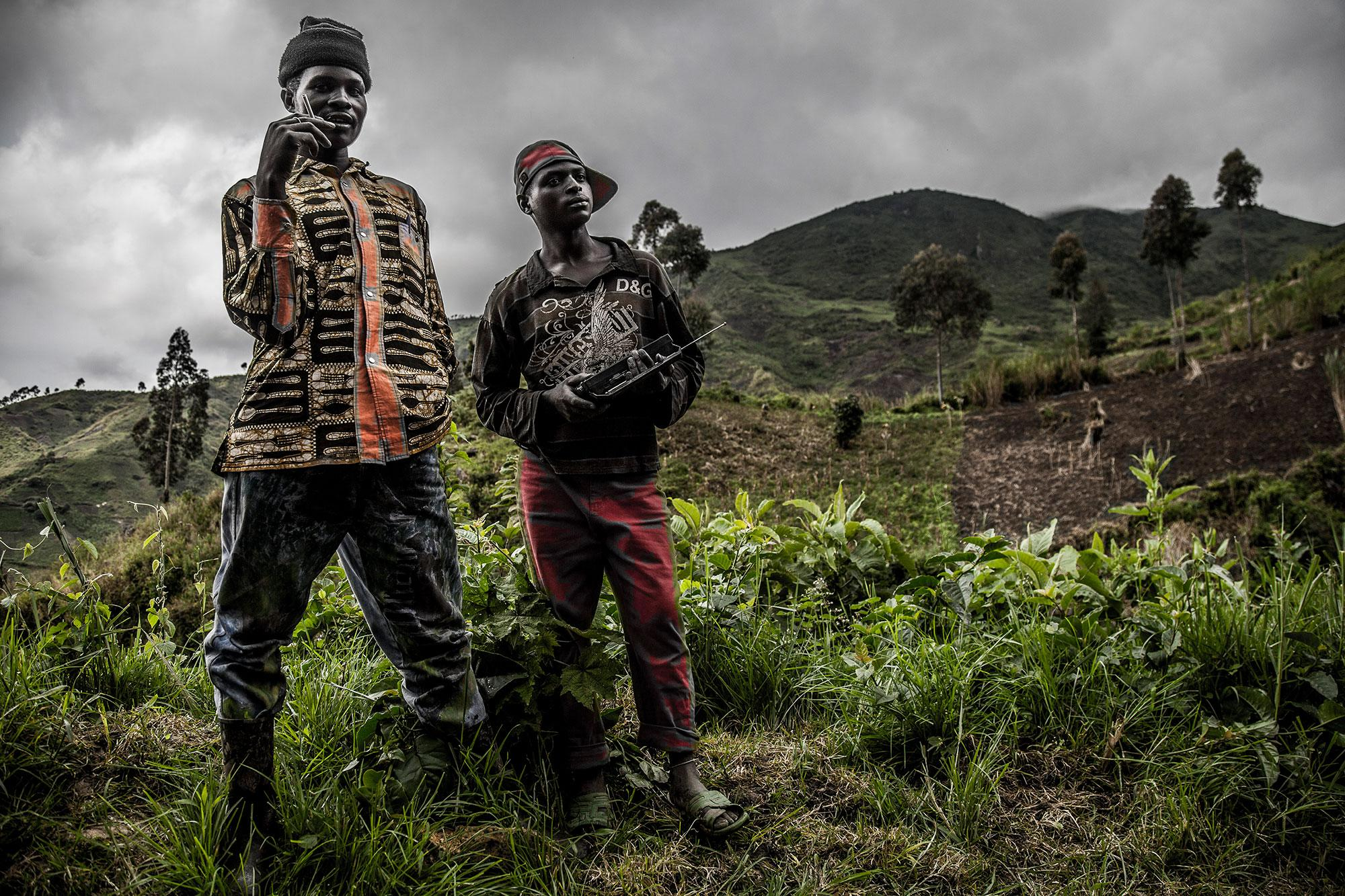 'Next of Kin': Portraits in a time of conflict