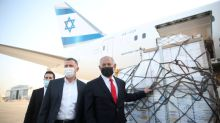 Israel freezes programme to send vaccines abroad, defence minister says