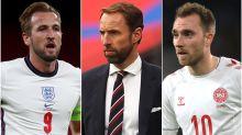Kane question mark and Eriksen eyes milestone – England v Denmark talking points
