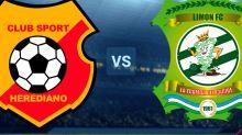 Club Sport Herediano vs. Limón Fútbol Club: hora y canales de TV para ver HOY EN DIRECTO el duelo por la Liga Promerica