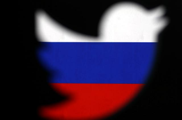 Twitter is notifying anyone who followed a Russian spam account