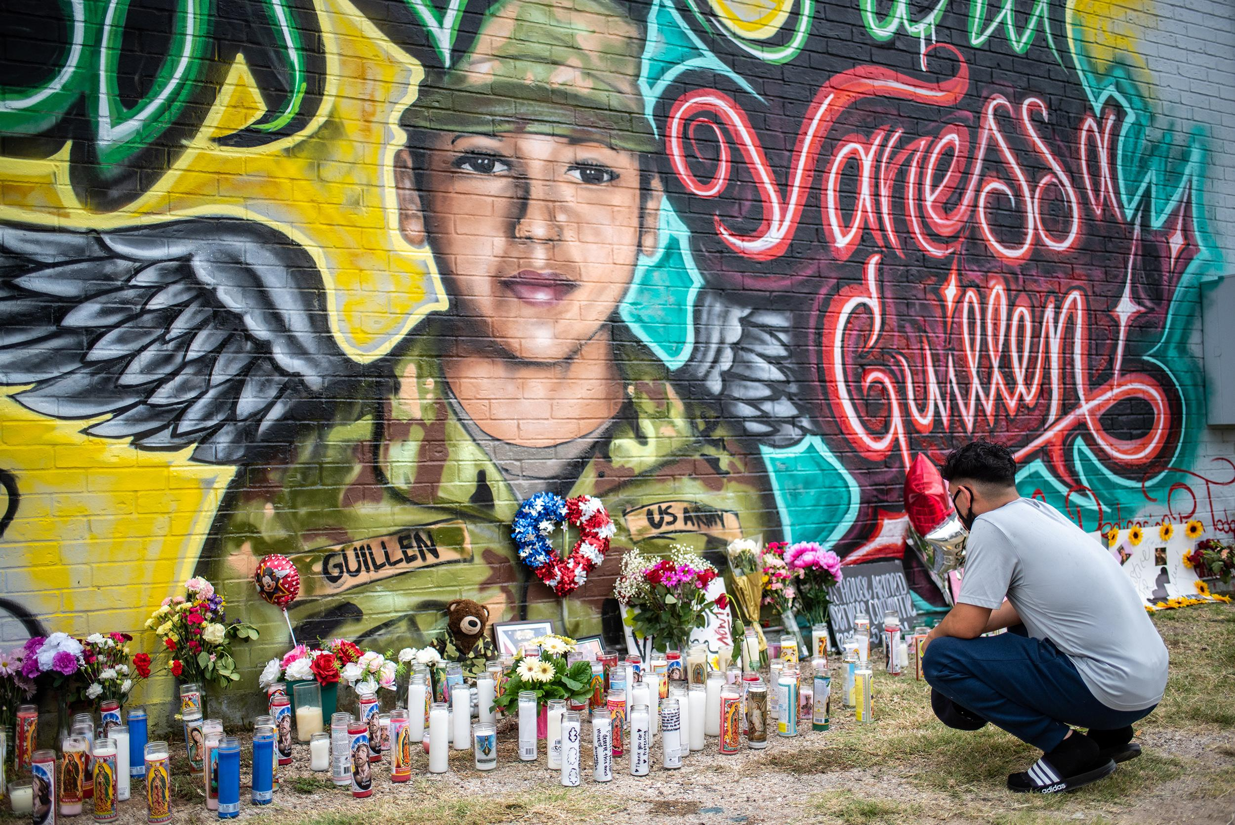 'We let her down': Army secretary vows changes after Vanessa Guillén killing