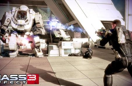 Your Mass Effect 3 PC pre-order lets you pre-load the game now