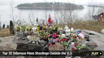 Top 10 Infamous Mass Shootings Outside the U.S.