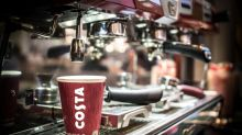 Whitbread split clouded by sales reverse at Costa coffee chain