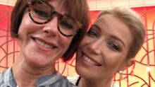 Christiane Torloni revela sexo e possível nome do bebê de Luiza Possi nas redes sociais