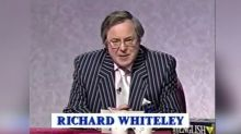 Ricky Tomlinson accuses Countdown host Richard Whiteley of being a government spy!