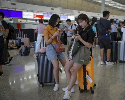 How to prevent luggage mixups at the airport