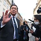 Ousted Myanmar ambassador ordered to leave London residence by military regime