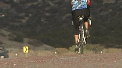 Bicyclists Ticketed On Tramway