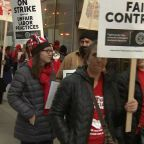 Chicago Teachers Strike: Thousands of teachers to return to picket lines for 2nd day Friday: WATCH LIVE