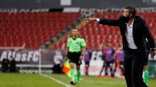 El entrenador interino del Atlas lamenta las desatenciones de su equipo