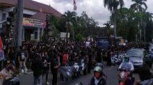 Demo Bebaskan Jerinx Dibubarkan Polisi, Langgar Protokol COVID-19